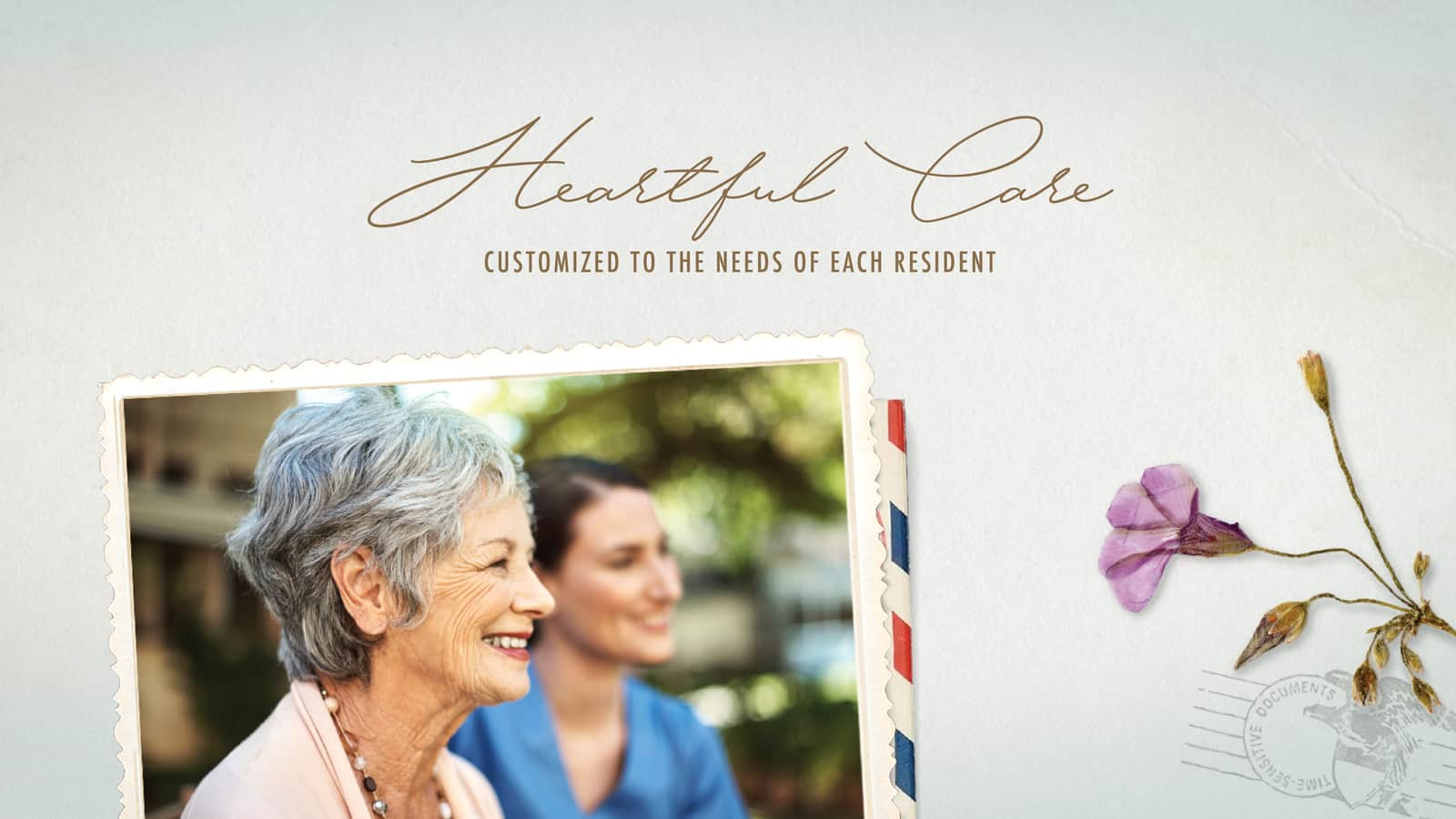 Heartful Care: Customized to the Needs of Each Assisted Living Resident