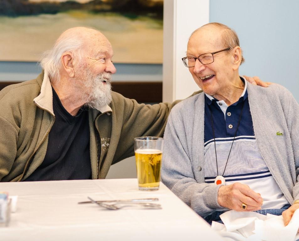 Keeping Busy In A Senior Community